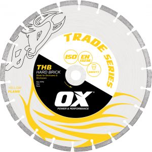 Image for OX Trade THB Bench Saw Diamond Blade - Hard