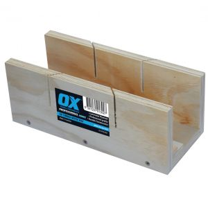 Image for OX Professional Wooden Mitre Box