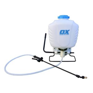 OX Pro 15L Manual Backpack Sprayer