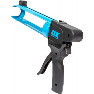 Pro Rodless Caulk Gun 10oz | 7:1 Thrust Ratio